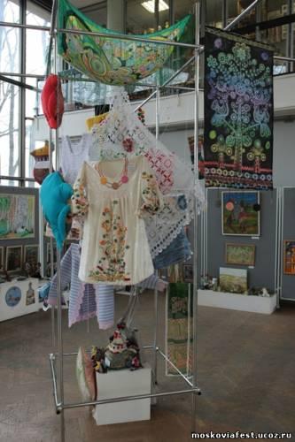 выставка по декоративно-прикладному искусству