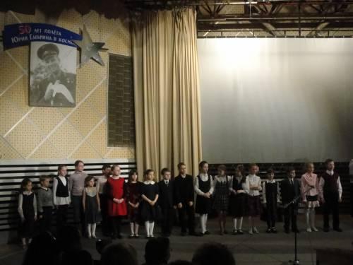 Юные таланты Московии 2010-11